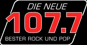 Logo Rdaiosender 107.7