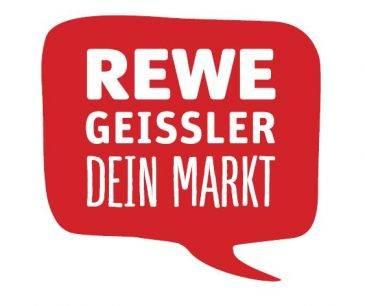 Logo Rewe Markt Geissler